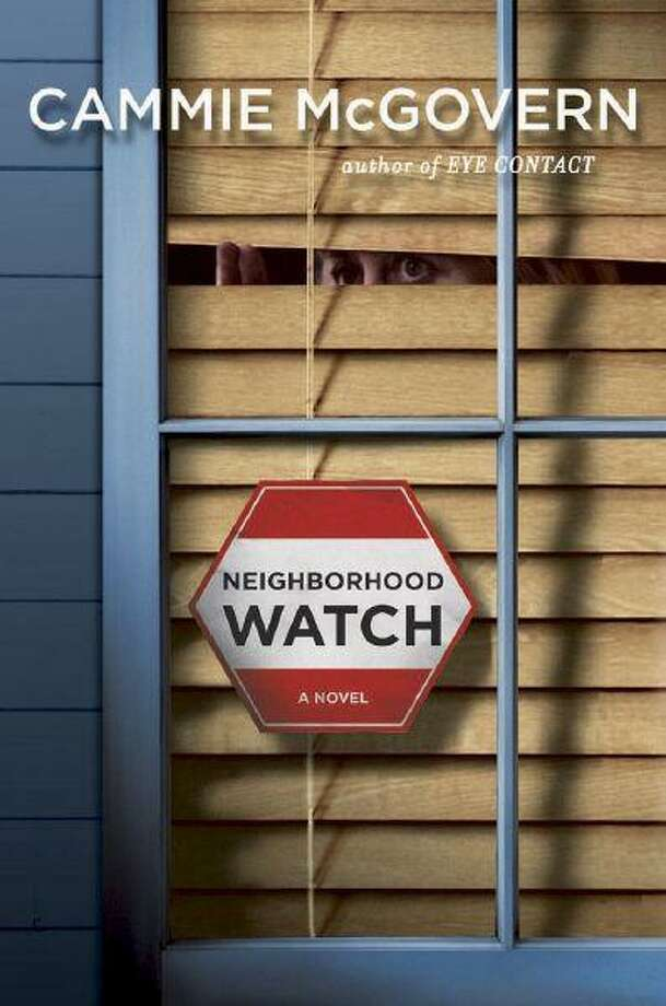 """In this book cover image released by Viking, """"Neighborhood Watch"""" by Cammie McGovern is shown. / Viking"""