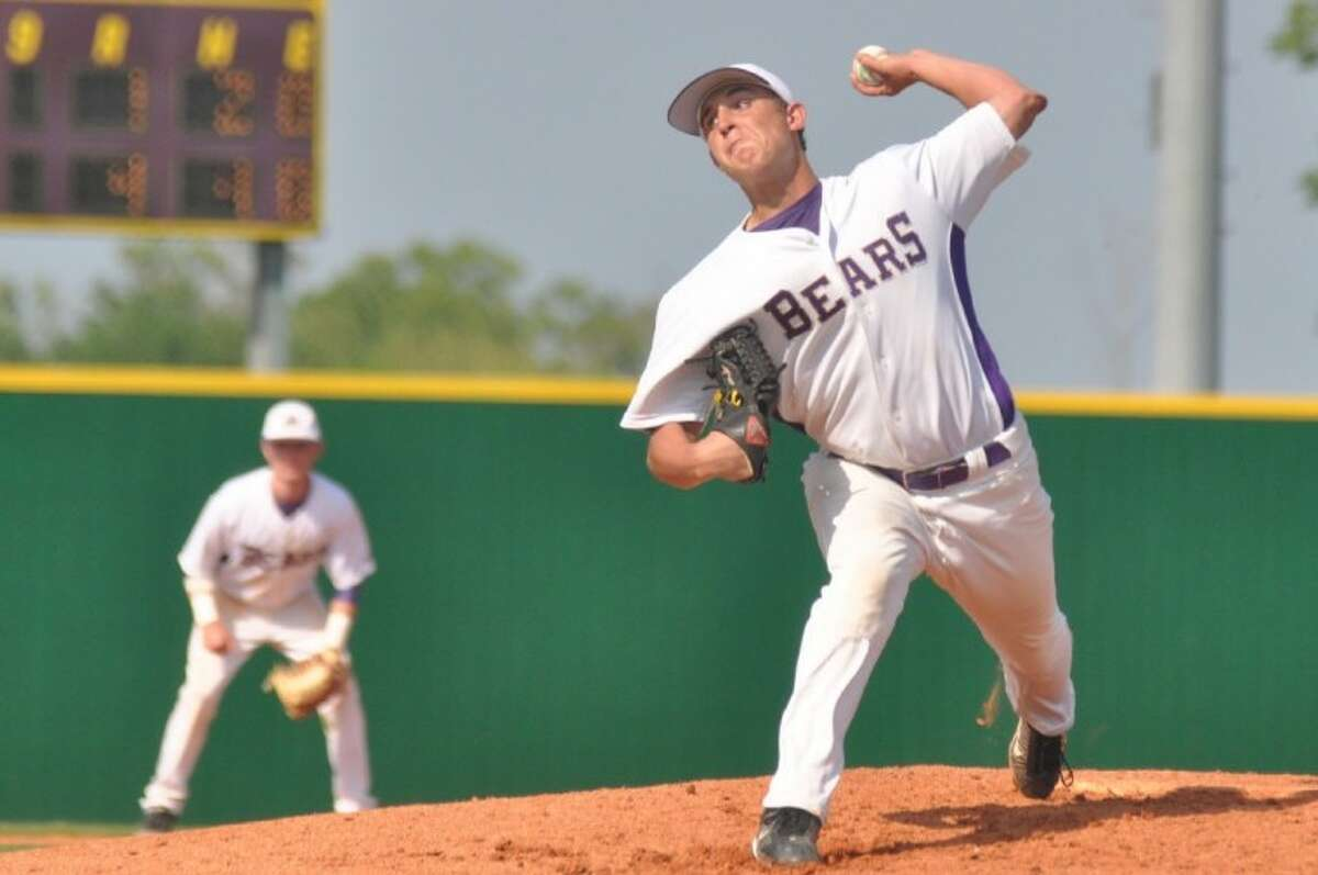 Montgomery's Ty Boland was named the All-Montgomery County Player of the Year after helping to lead the Bears to the Class 4A state semifinals.