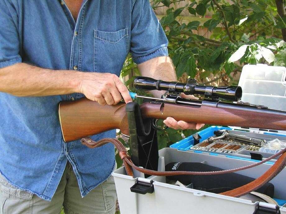 Thoroughly cleaning the barrel is only one step in cleaning a rifle.