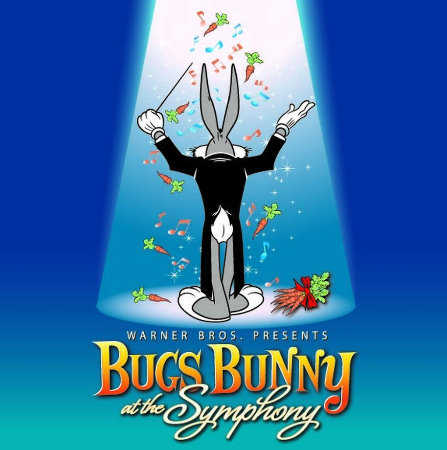 """Bugs Bunney at the Symphony"" comes to the Cynthia Woods Mitchell Pavilion July 26. Prior to the concert there's several free fun family activities."