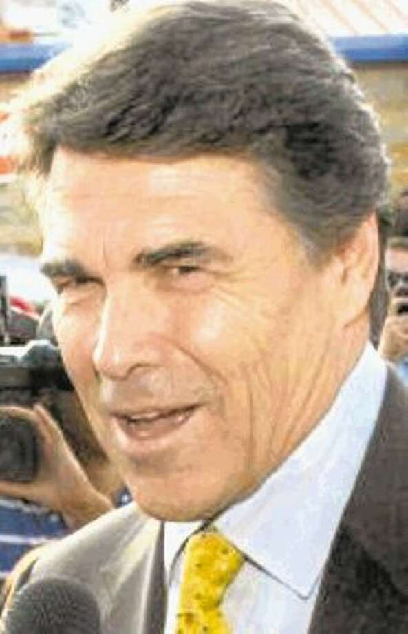 Gov. Rick Perry / @WireImgId=2449943