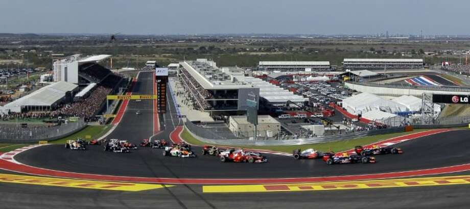 The Circuit of the Americas sports and entertainment complex, which held the Formula One U.S. Grand Prix in November, will be the primary site for X Games Austin. Photo: Eric Gay