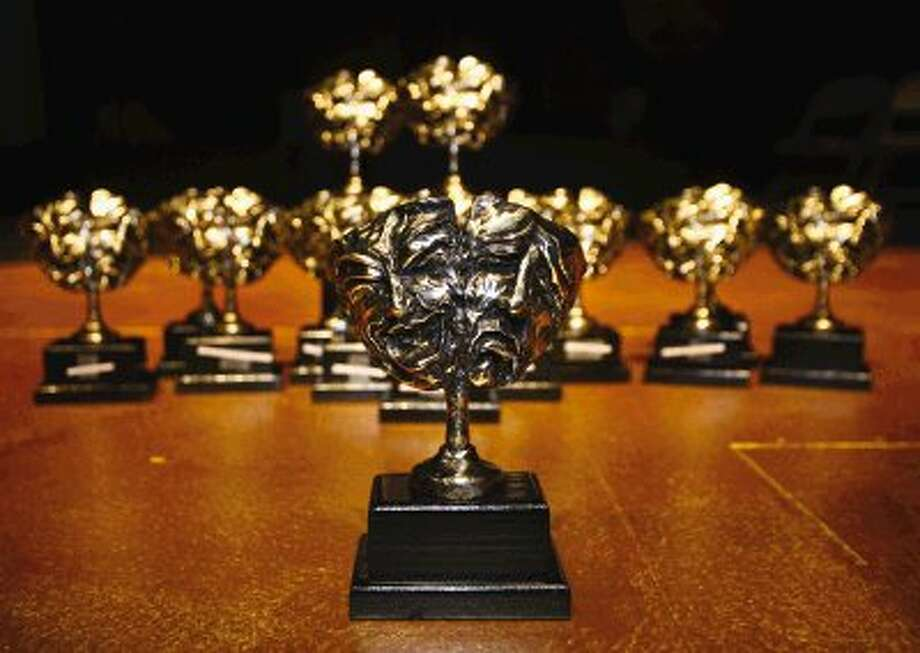 Montie statuettes will be awarded to actors and technical staff in 24 categories during the awards ceremony on Saturday.