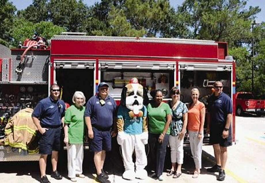 The Woodlands Fire Department and other community resources will be on hand for Summer Safety Day at Kidville on Saturday.