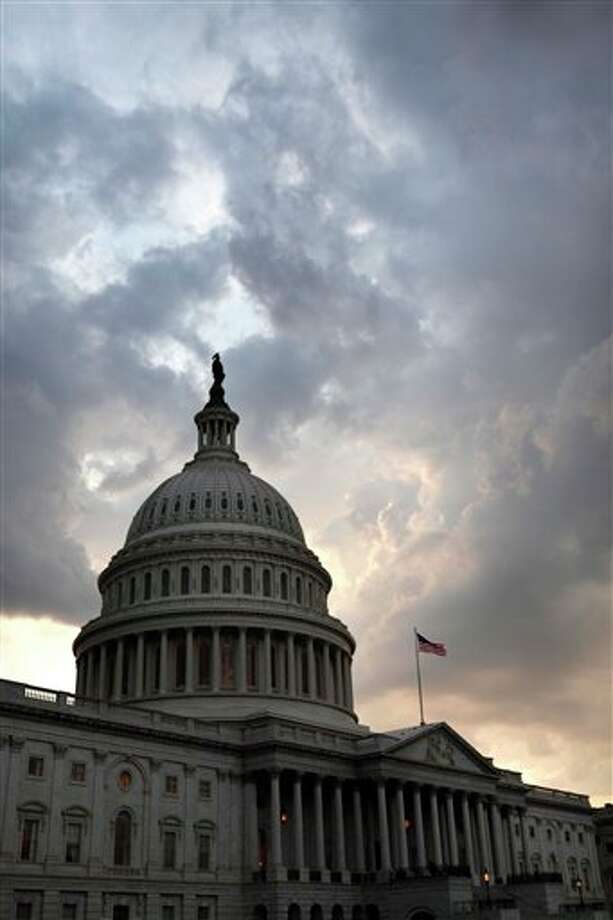 Credit rating agency Standard & Poor's says it has downgraded the United States' credit rating for the first time in the history of the ratings. Photo: AP Photo By Jacquelyn Martin