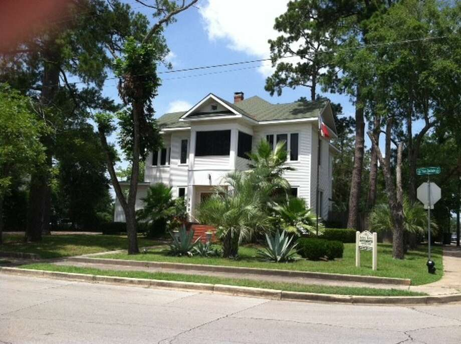 The Judge Williams house at 709 San Jacinto Street in Conroe was constructed in 1904. At the time, building a stately residence in a wooded area three blocks from the center of downtown Conroe was considered odd because it was so far from all the community had to offer.