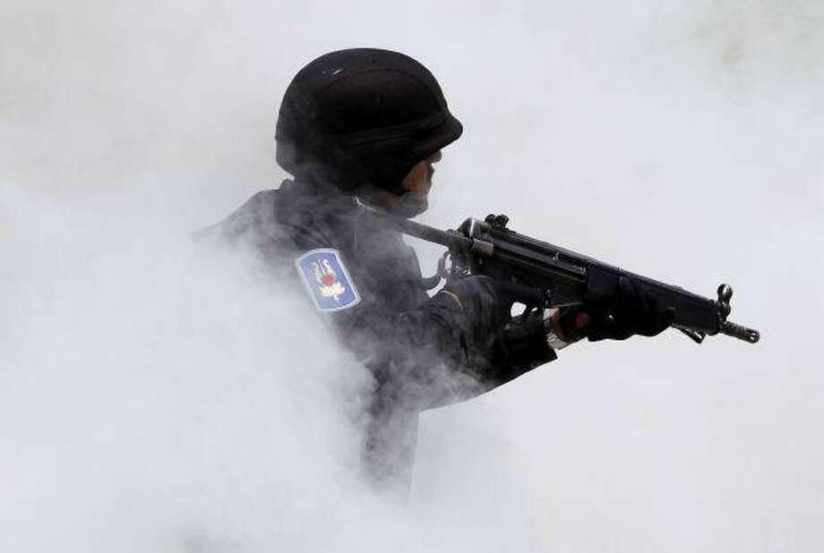 Photo: Eduardo Verdugo / AP