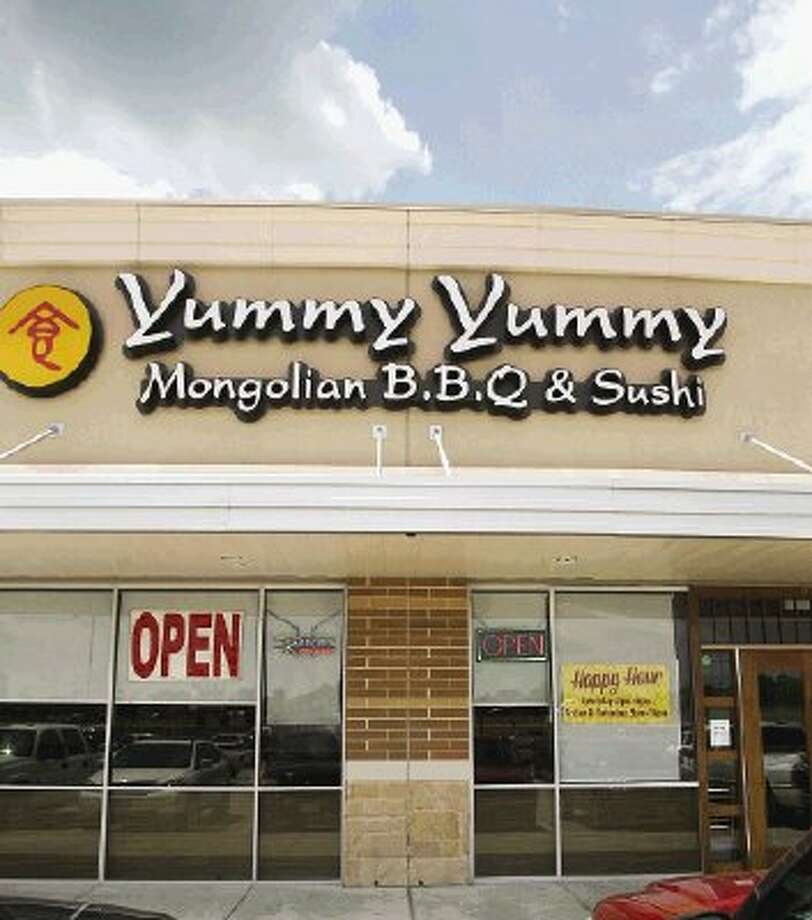 Yummy Yummy is located in the new Kroger mega-center in Willis.
