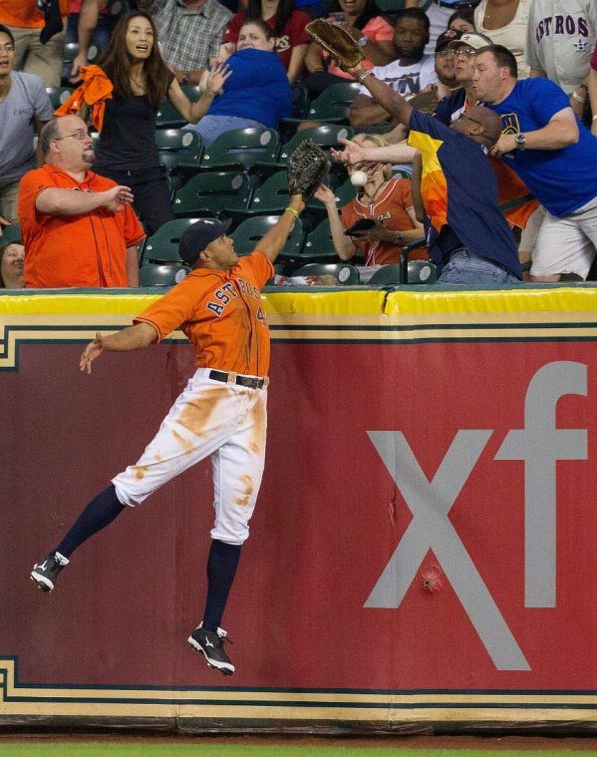 The Houston Astros traded outfielder Justin Maxwell to the Kansas City Royals on Wednesday in exchange for minor league pitcher Kyle Smith.
