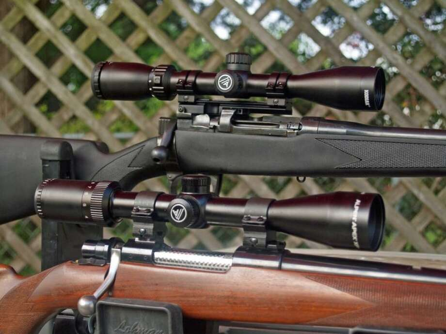 Alpen rifle scope Model Nos. 4052, below, and 2045 performed excellently in a range of tests.