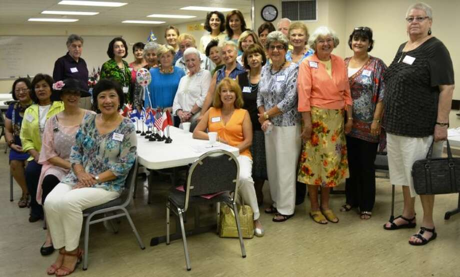 International Friends celebrated 30 years Friday and the group meets monthly at Sts. Simon and Jude Church, 26777 Glen Loch Rd., in The Woodlands. New members are welcome to come next month.