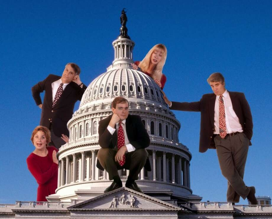 The Capital Steps offer political humor at the Crighton Theatre Sept. 29 courtesy of Montgomery County Performing Arts Society. For individual tickets call 936-441-SHOW (7469) or go to crightontheatre.org.