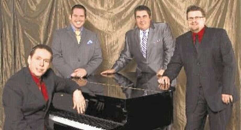 The gospel quartet Master Peace performs at First Baptist Church of Magnolia on Saturday, Sept. 22. The concert is sponsored by the Magnolia Lions Club.
