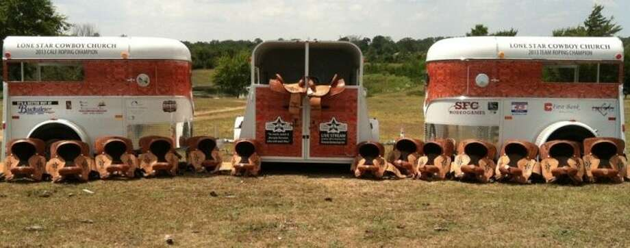 Lone Star Cowboy Church holds its first arena finals - The