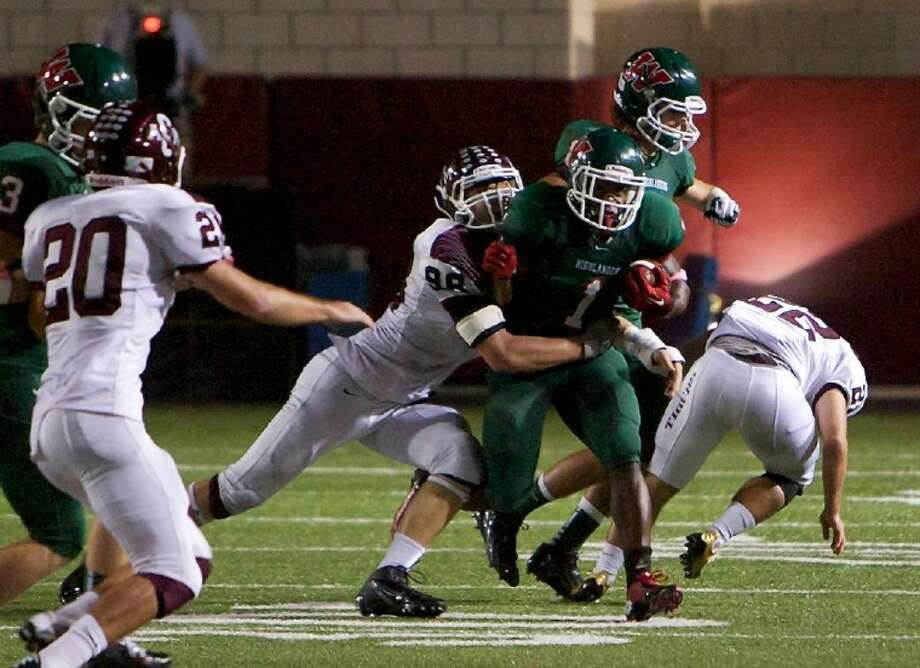 The Woodlands sophomore running back Patrick Carr is the Courier's All-County Player of the Year.