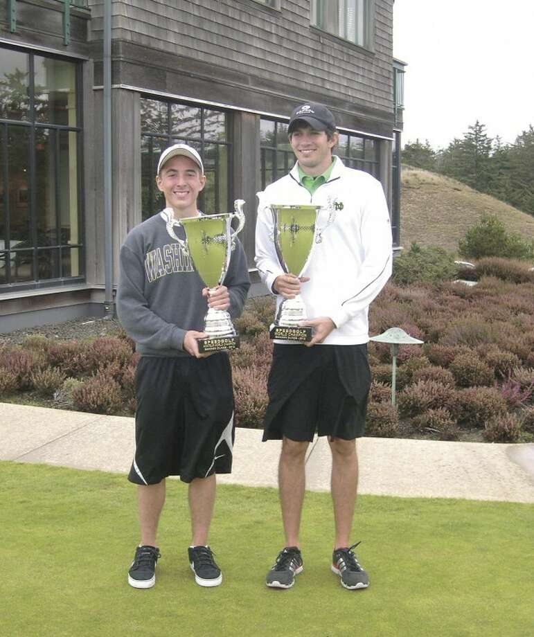 Chris Walker of The Woodlands won the Speedgolf World Championship tournament in Oregon over the weekend.