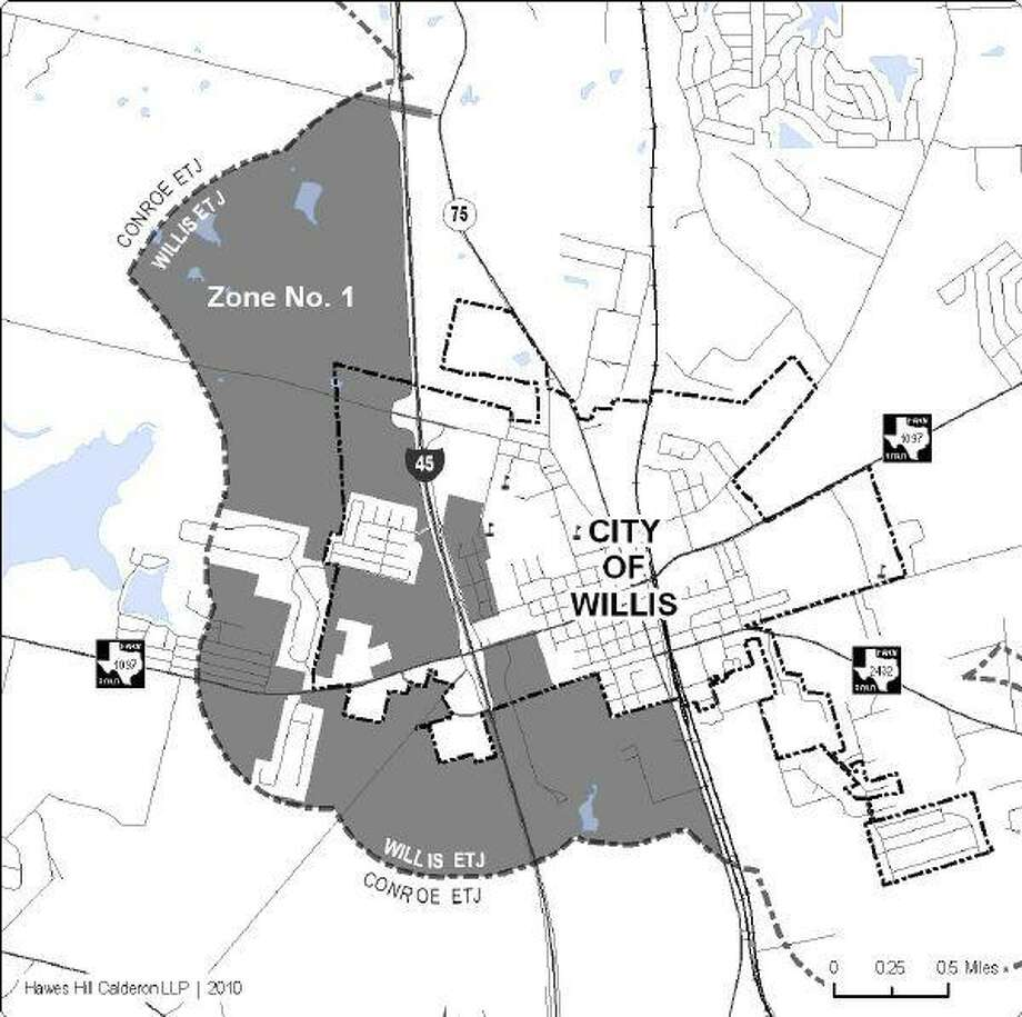 Willis council starts process to create TIRZ - The Courier