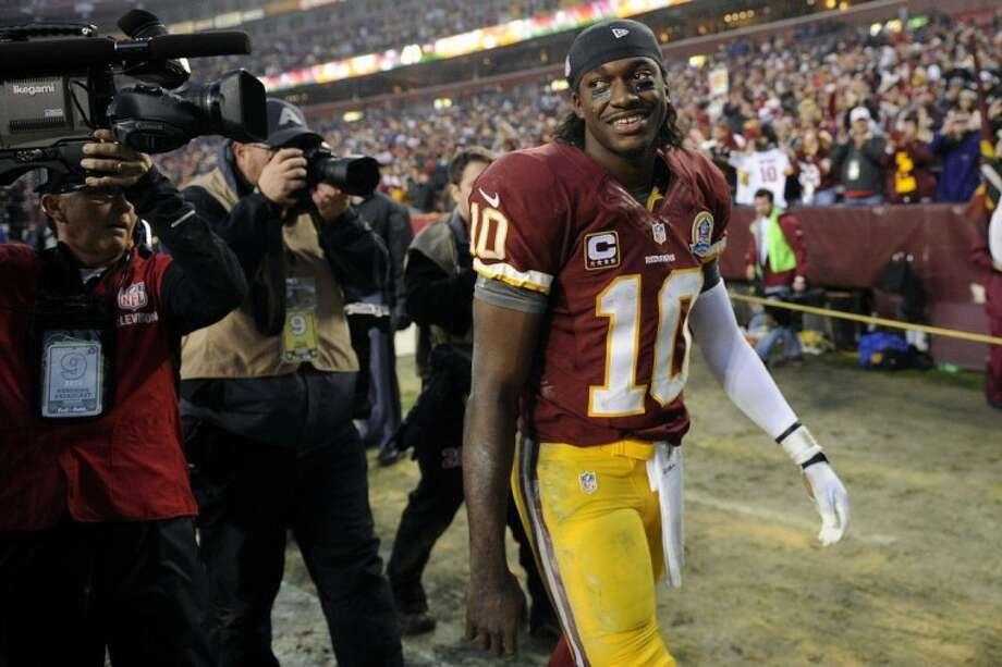 check out f2d6c 0a3a6 RG3 may miss Browns game - The Courier