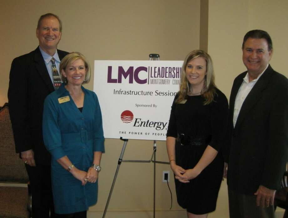Entergy Texas sponsors LMC Infrastructure Session - The Courier