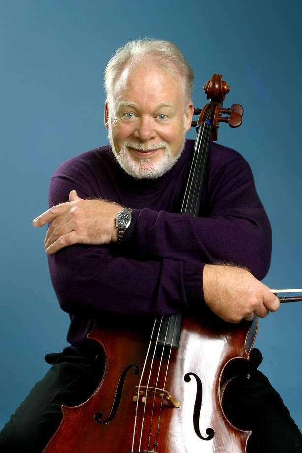 Symphony Silicon Valley features cellist Lynn Harrell this weekend. Photo: CHRISTIAN STEINER, COURTESY PHOTO