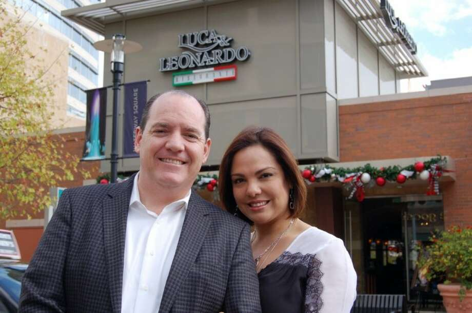 Bill and Claudia Trainor, owners of Luca & Leonardo Ristorante at 20 Waterway Ave., recently announced the restaurant is now open weekdays for lunch from 11 a.m. to 3 p.m. with valet parking now available.