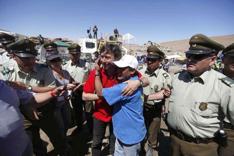 Photo: Roberto Candia / AP