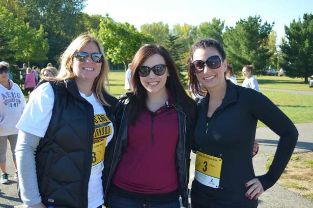 Were you Seen at the St. Jude Walk/Run to End Childhood Cancer at The Crossings in Colonie on Saturday, Sept. 24, 2016?