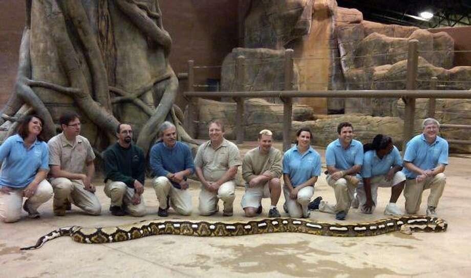 Photo: HO / Columbus Zoo and Aquarium