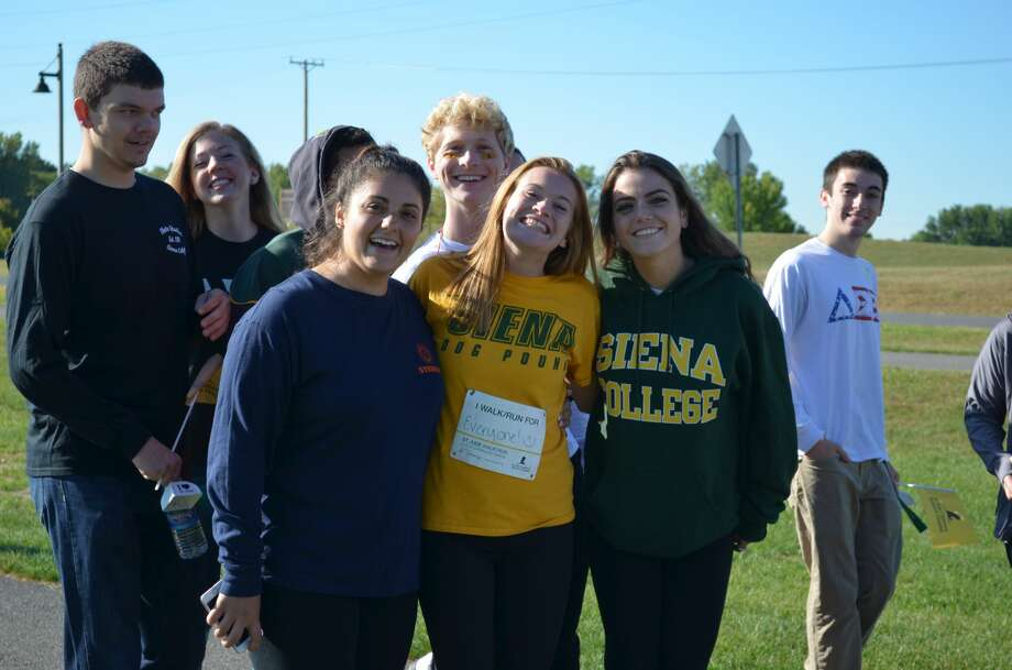 Were you Seen at the St. Jude Walk/Run to End Childhood Cancer at The Crossings in Colonie onSaturday, Sept. 24, 2016? Photo: Shelby Wadsworth