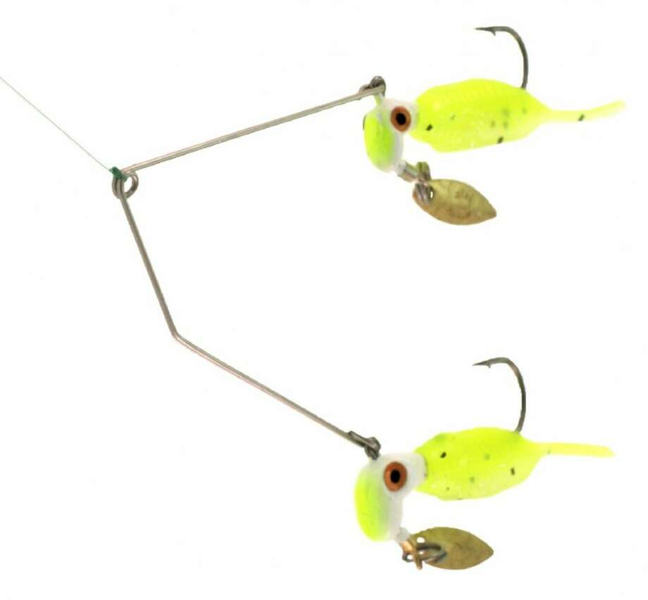 Road runner lures introduces the reality shad buffet rig for Roadrunner fishing lure