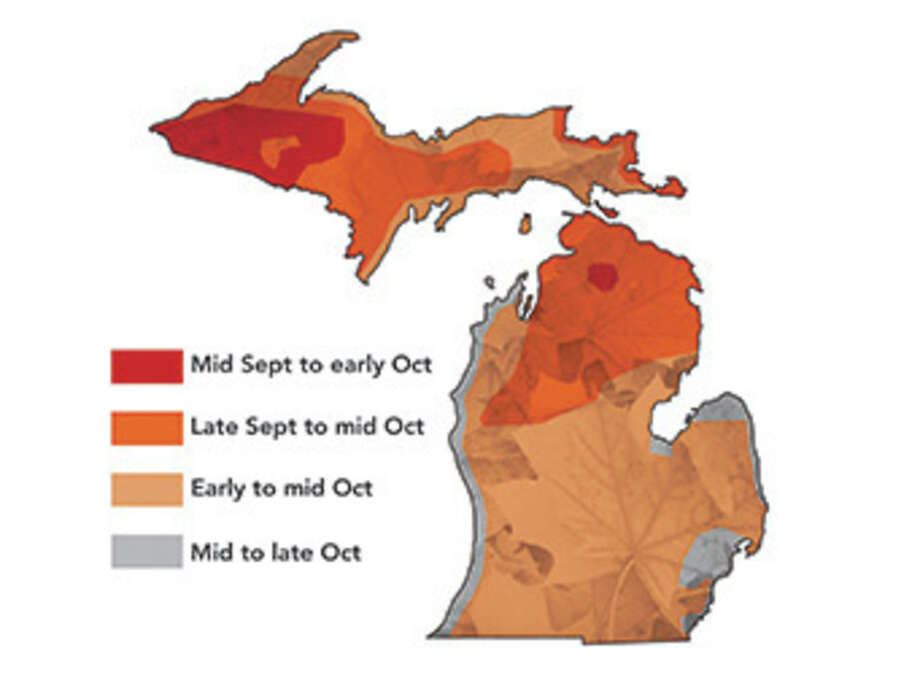 Michigan Fall Color Tour