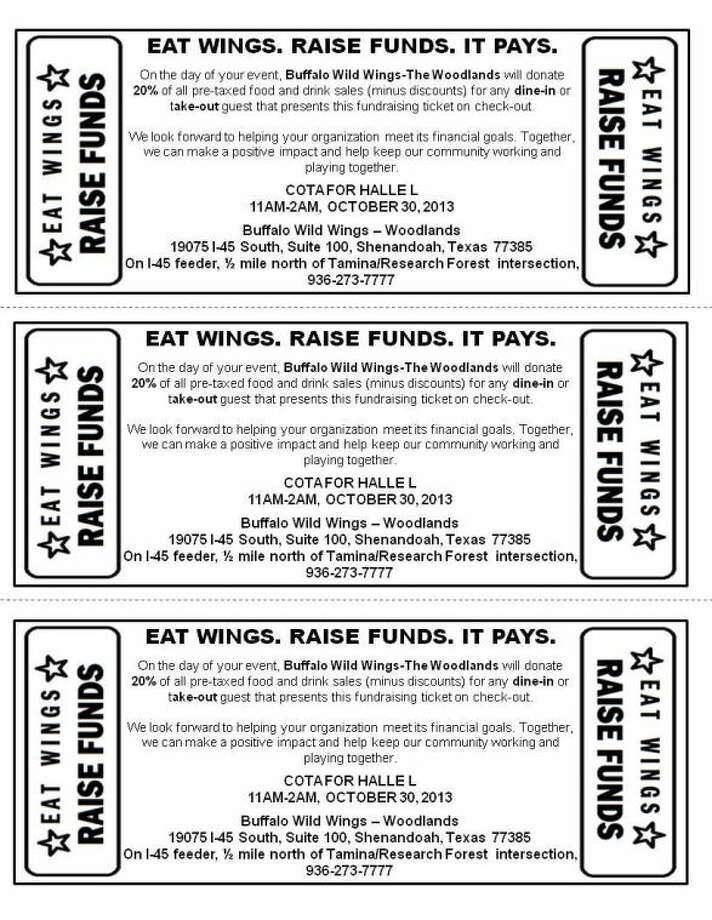 Buffalo wild wings discount coupons