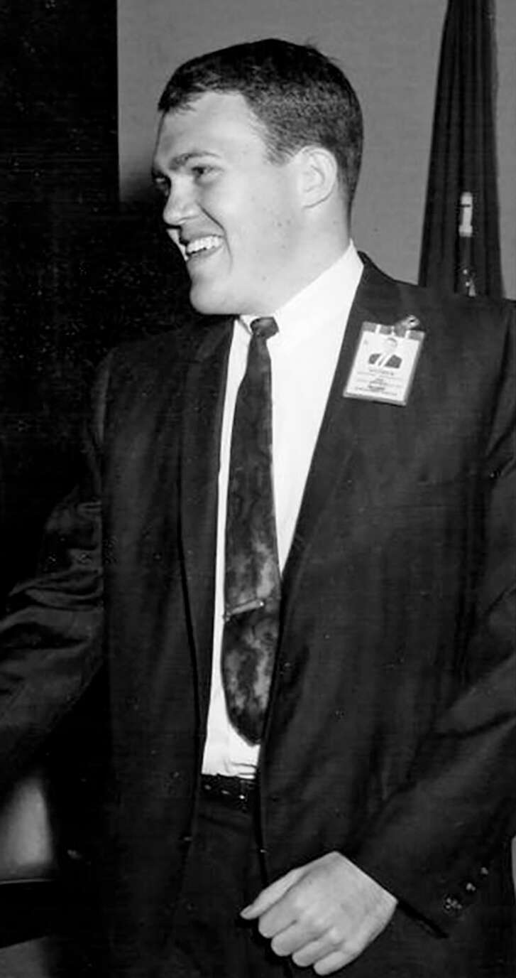 Jack Garman, a NASA  engineer, won the Presidential Medal of Freedom in 1970.