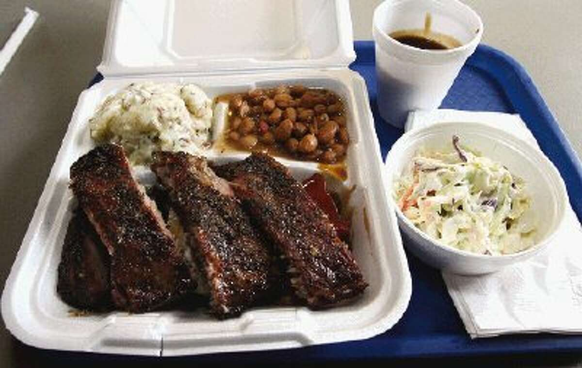 Texans BBQ & Catering is off the beaten path, but worth the drive to Willis.
