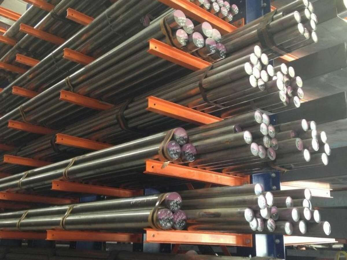According to the MCSO, pictured are the same type of alloy rods taken from Specialty Steel Supply in Magnolia.