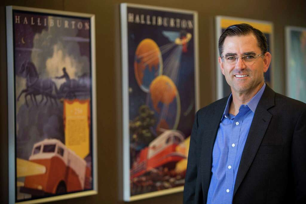 Halliburton buys Oklahoma oilfield company - San Antonio