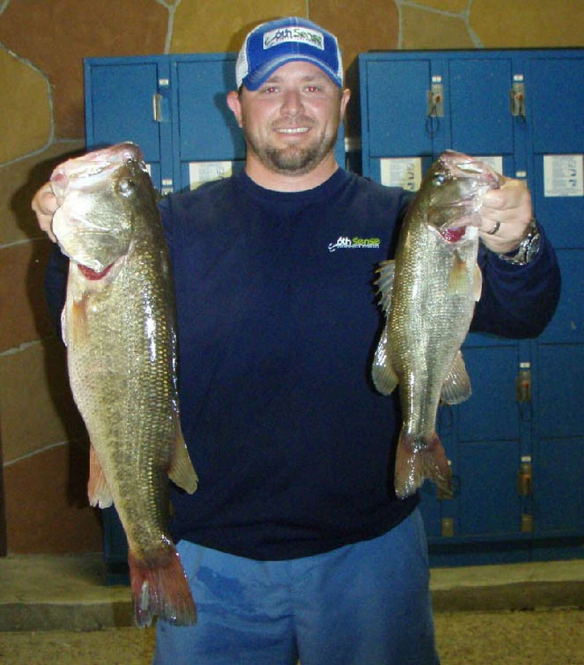 Jason McClure finished third in the Conroe Bass Midnight Tournament with a stringer weight of 8.92 pounds.