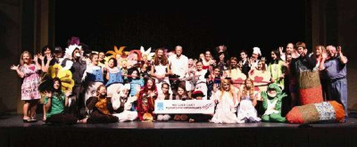 """Students from throughout Montgomery County in the Crighton Theatre Summer Camp program bring """"Alice's Adventures in Wonderland"""" to the Crighton Theatre"""