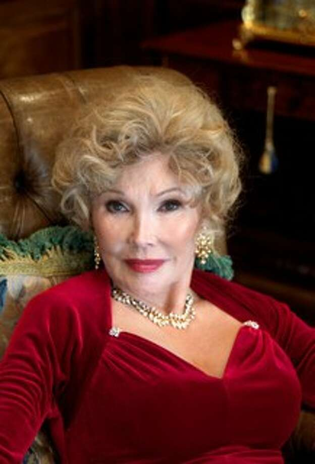 "International socialite, global political activist, author and former Texas television anchor Joanne King Herring will be the guest speaker at New Danville's ""Tea on The Lawn"" April 26. Photo: Collin Kelly"