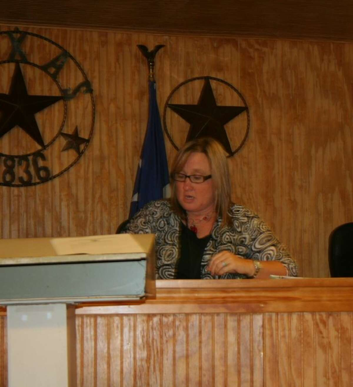 Patton Village Mayor Pro-Tem Leah Tarrant is still in the mayoral seat, as Tuesday's election left her in a tie with Billy Crittenden. No date has been set for the runoff.