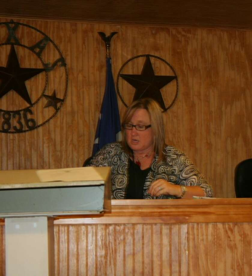 Patton Village Mayor Pro-Tem Leah Tarrant is still in the mayoral seat, as Tuesday's election left her in a tie with Billy Crittenden. No date has been set for the runoff. Photo: STEPHANIE BUCKNER