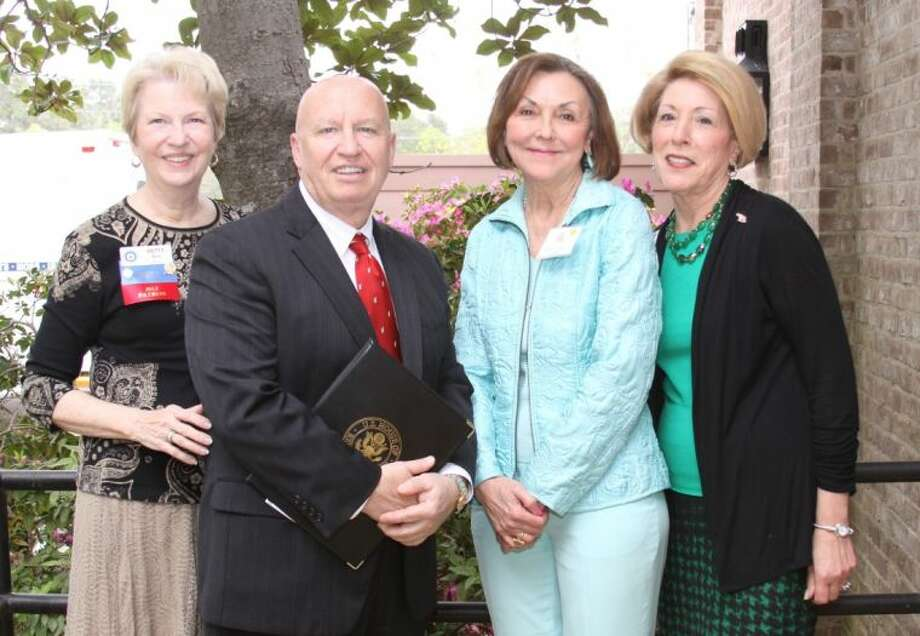 U.S. Rep. Kevin Brady, R-The Woodlands, spoke to members of the Montgomery County Republican Women Thursday.