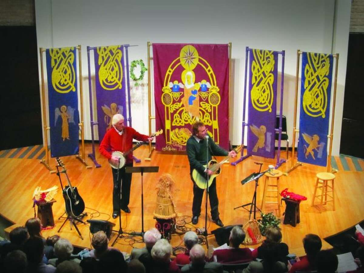 """Celebrate the holidays with a unique and exciting presentation, """"A Celtic Christmas,"""" by The Celtic Sons, at Lone Star College-Montgomery, on Dec. 9, at noon in the Performing Arts Center (Building D)."""