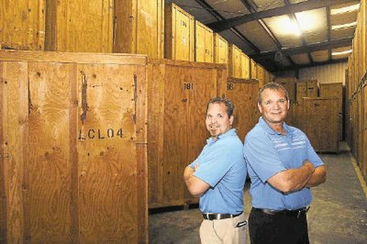 Adams Transfer & Storage Co., owned by brothers Larry and Bobby Adams, was named a Pinnacle award winner as part of the 2013 Better Business Bureau's Awards for Excellence.