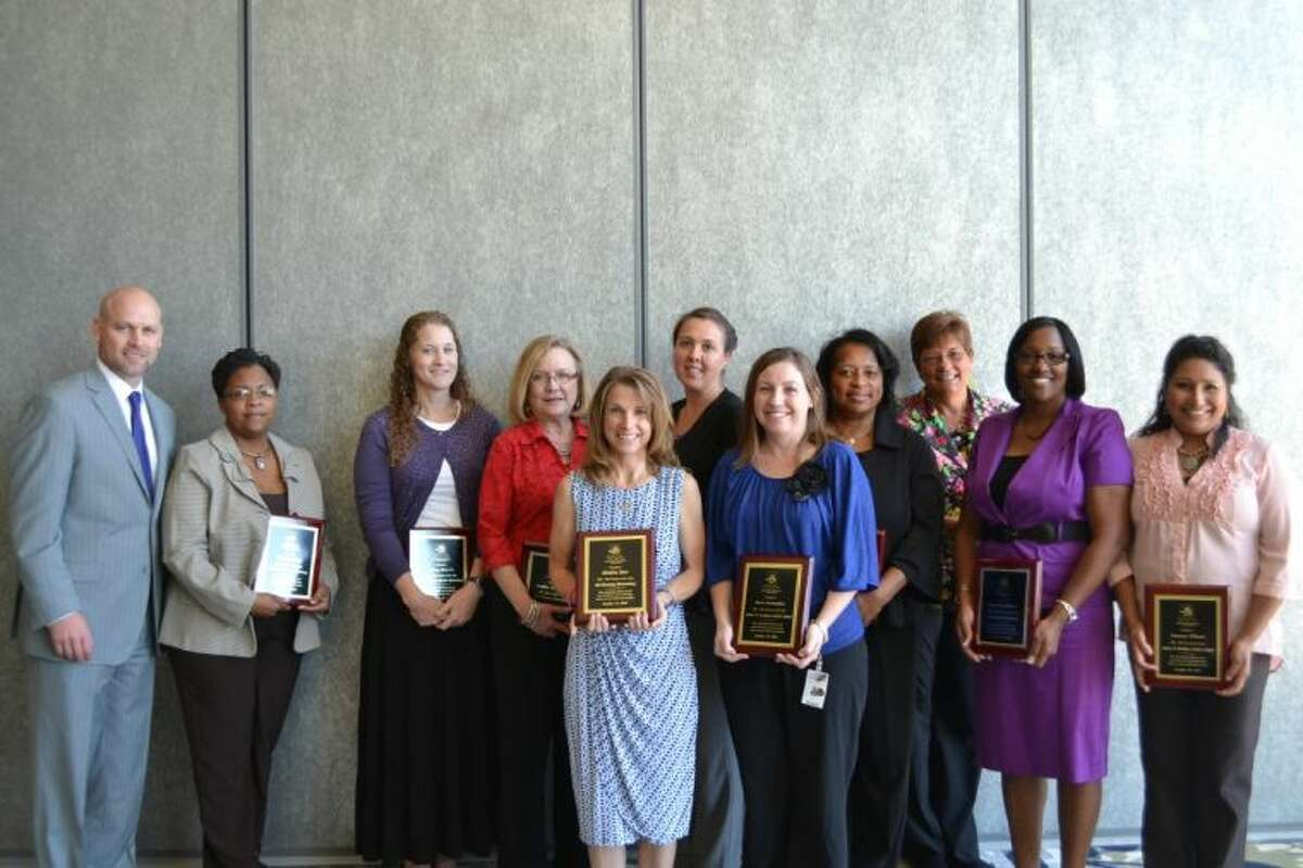 Willis ISD teachers and paraprofessionals were honored by the Greater Conroe/Lake Conroe Area Chamber of Commerce.