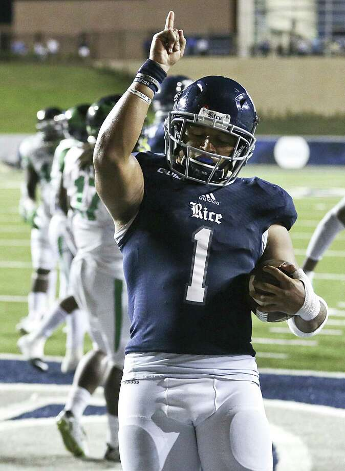 The Owls look to pick up their first win of the season when Rice visits Mississippi on Saturday at 7 p.m. Photo: Thomas B. Shea, Getty Images / 2016 Getty Images