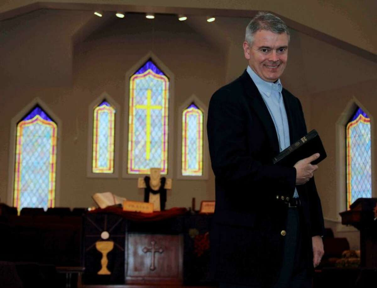 Senior Pastor David Lindwall