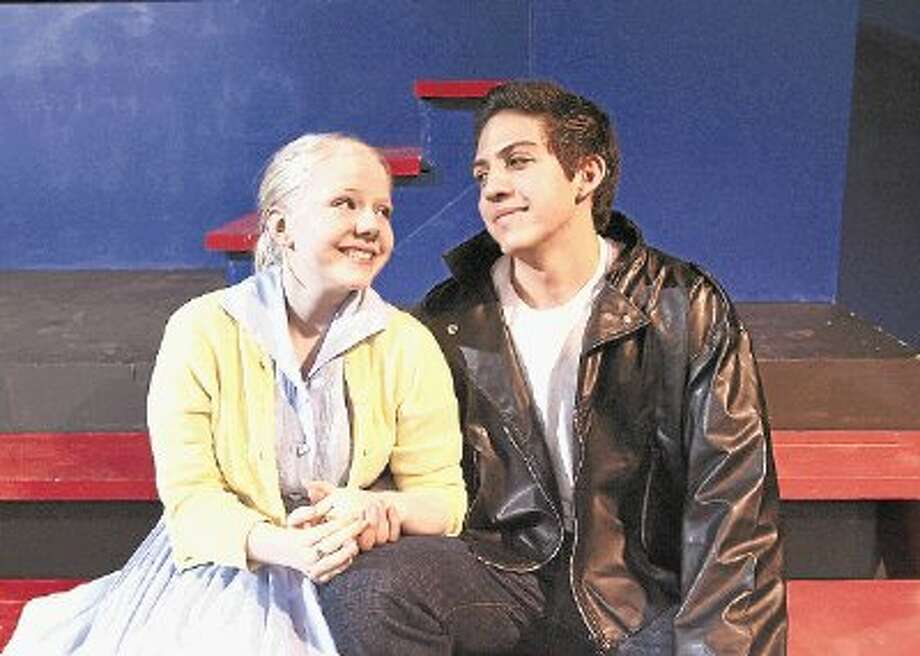 """Grease"" Owen Theatre Tonight and Saturday / @WireImgId=2626581"