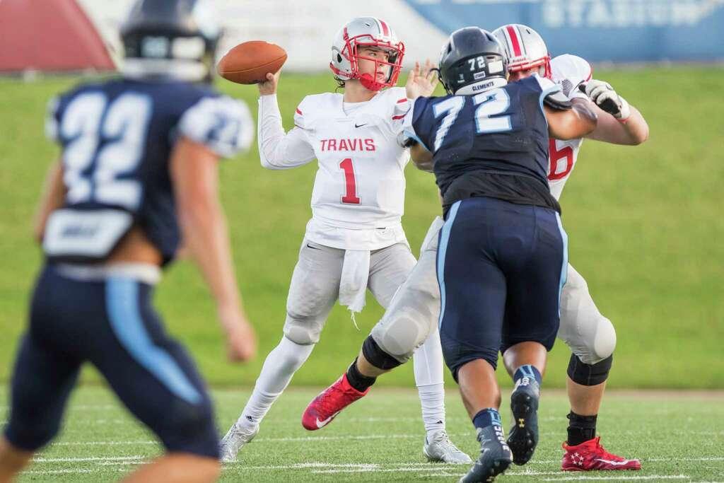 Wheeler high school football quarterback tips