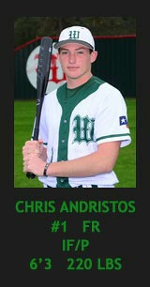 Chris Andritsos has hit four home runs in 10 games.